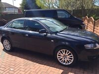 06reg Audi SE 2.0Tdi Blue Face Lift Full Mot