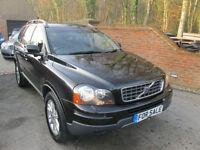 2008 (58) VOLVO XC90 2.4 D5 SE AWD 4X4 AUTO + 7 SEATS