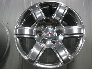 GMC 18'' wheels