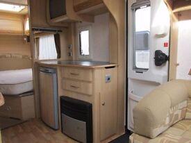 Coachman 535/4 VIP 2008 for sale. £9000.