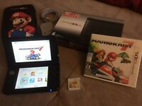 Like New Nintendo 3ds Xl, with 2 Games and accessories.220 OBO!