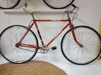 Raleigh Scorpio single speed bike