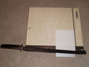 Paper Cutter / Trimmer - Dahle and American Photo Lab