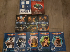 Dr who and mixed title books