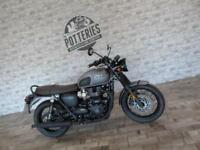 Triumph Bonneville T120 Black 2017 *MASSIVE SAVING OVER NEW!*