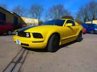 2006 LHD Ford Mustang 4.0 V6 Fastback Automatic