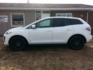 2010 Mazda CX-7 LEATHER, ROOF, FWD SUV, Crossover