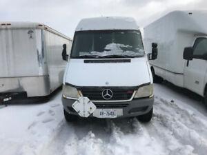 Mercedes Benz Sprinter Van FOR SALE