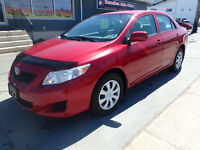 2010 Toyota Corolla Le.....Like New Condition!    4.99% OAC