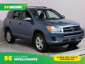 2011 Toyota Rav 4 4WD V6 A/C GR ELECT MAGS