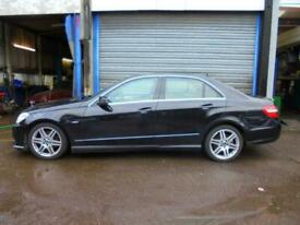 image for 2010 Mercedes-Benz E Class E350 CDI BlueEFFICIENCY Sport 4dr Tip Auto SALOON Die