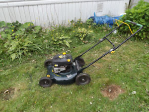 Lawnmower, Craftsman, 6.5 H.P. $ 60.00