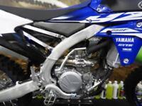 2018 Yamaha YZF 250 Motocross Bike Brand New!