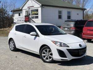 2011 Mazda Mazda3 MINT 1-Owner No-Accidents A/C Power Group