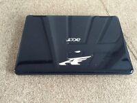 Acer aspire 5732Z 160GB 3GB Windows 7 laptop