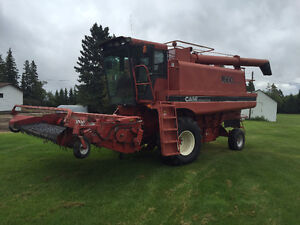 Case 1660 combine for sale