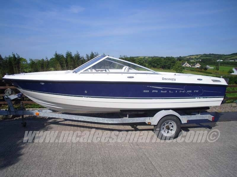 2008 Bayliner Discovery Boat McAleese Marine