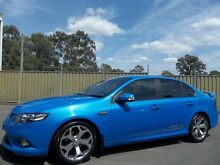From $63 PER WEEK ON FINANCE* 2010 Ford Falcon Sedan XR6 Blacktown Blacktown Area Preview