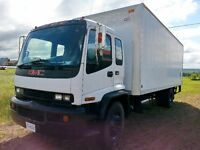 GMC T7500 5 Ton Moving Truck for Sale