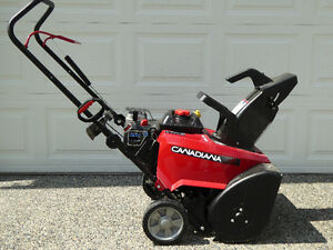 Swap/Trade as new snow thrower