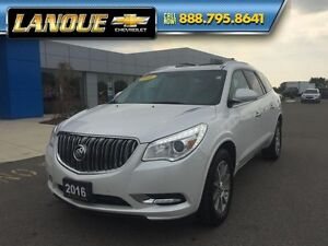 2016 Buick Enclave Leather   - Certified - $351.02 B/W