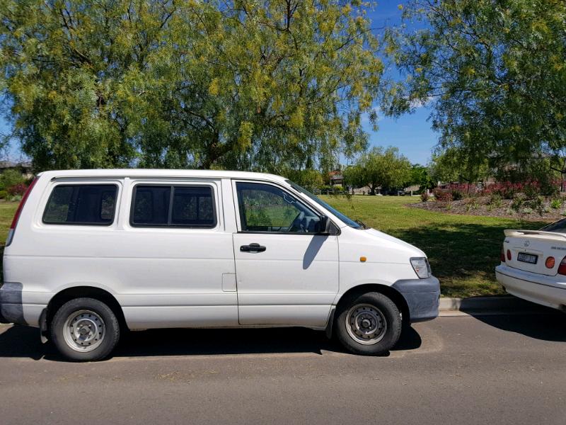 Toyota townace 2001   Cars, Vans   Utes   Gumtree Australia ... e3d0c17d97c