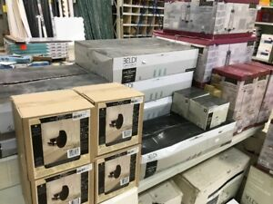 Assorted Light Fixture Clearance