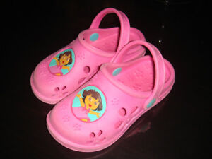 DORA THE EXPLORER-SANDALES/SANDALS-TAILLE/SIZE 8-9 (C032)