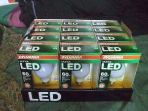 LED Light Bulbs 60Watt