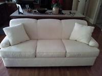 MINT COUCH/SOFA BED for sale