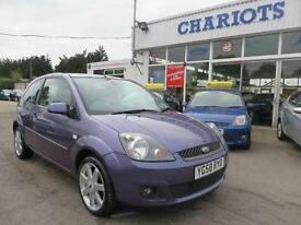 2008 Ford Fiesta 1.25 Zetec Blue Edition 3dr