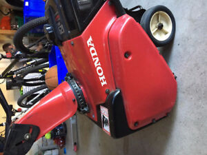 Honda HS621  Fantastic condition with the reliability that Honda
