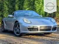 2005 Porsche Boxster 3.2 24V S 2d 280 BHP Convertible Petrol Automatic