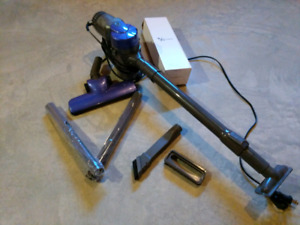 Xtreme handheld vacuum with attachments