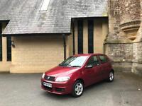 2004 Fiat Punto 1.2 Active Sport 3 Door Hatchback Red