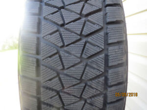 BRIDGESTONE BLIZZAK WINTER TIRES