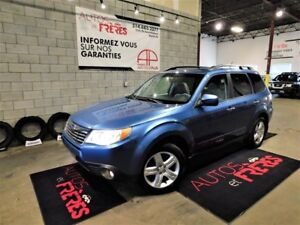 Subaru Forester 5dr Wgn Auto 2.5X Limited 2009