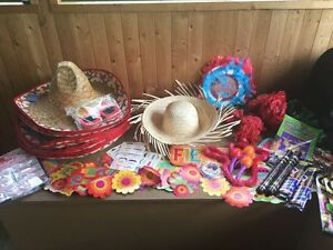 Everything you need for a Mexican Theme Party