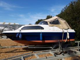 REDUCED Shetland boat