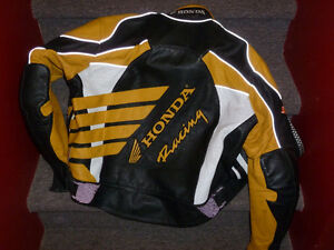 Honda racing jackets