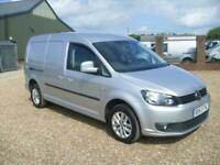 Volkswagen Caddy Maxi 1.6TDI ( 102PS ) C20 Maxi Highline BMT REAR RACKING 2014