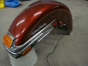 ultra classic front fender and trim etc, will fit several years
