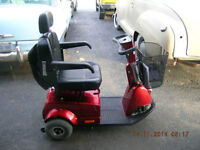 Fortress 1700 DT Mobility Scooter (Never Used)
