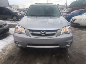 2005 Mazda Tribute V6,GT SUV, AWD,113K,LEATHER, SUNROOF, LOADED
