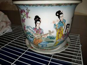 12 pots vases à fleurs ou plantes
