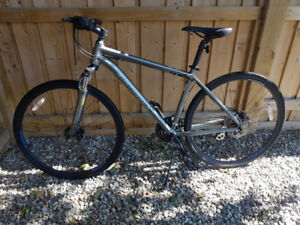 "28"" Mens Hybrid Bike Bicycle NorthRock CTM"