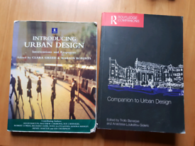 For sale is a Companion to Urban Design from Tridib Banerjee