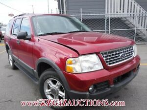 2003 FORD EXPLORER  4D UTILITY 4WD