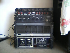 VARIOUS BAND EQUIPMENT FOR SALE