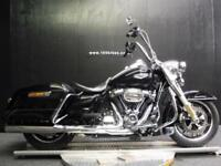 17/17 HARLEY-DAVIDSON FLHR ROAD KING LIMITED EDITION 1745cc ONLY 68 MILES